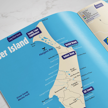 Fraser Coast Tourism + Events