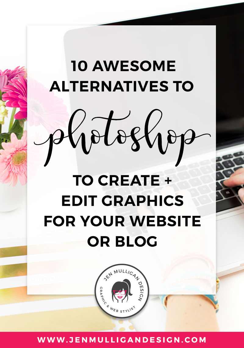 10 Awesome Alternatives to Photoshop to create and edit graphics for your website or blog