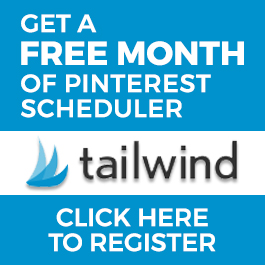 Tailwind Pinterest and Instagram scheduler