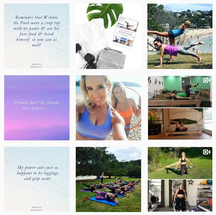 Custom designed Social Media templates for Barlates by Jen Mulligan Design