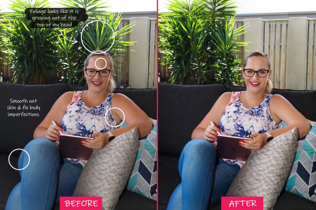 Fix the Photo - image retouching service review - hero shot photo editing